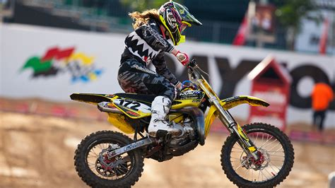 womens motocross the state of women s motocross