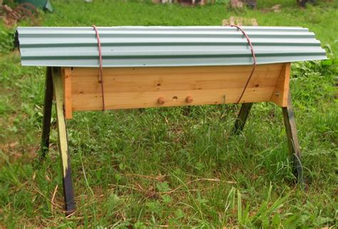 Top Bar Beehive by Kenya Top Bar Hives Softly We Walk