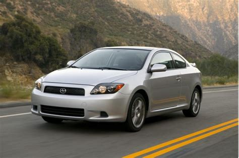 2007 scion tc fuel economy 2010 scion tc review ratings specs prices and photos