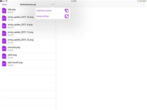 cara membuat file zip di macbook cara zip dan unzip file di iphone atau ipad insightmac