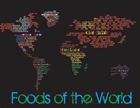 a quintet of cuisines foods of the world pdf