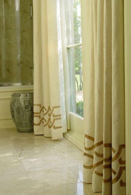 stencil curtains 9 best images about curtains on pinterest stencils
