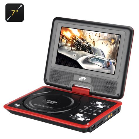 Dvd Portable Rinrei 7 Inch wholesale 7 inch portable dvd player with function