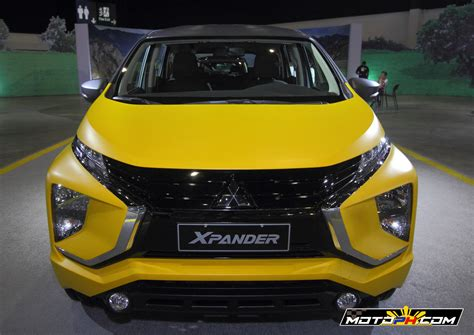 All New Mitsubishi Xpander all new mitsubishi xpander 2018 photos specifications
