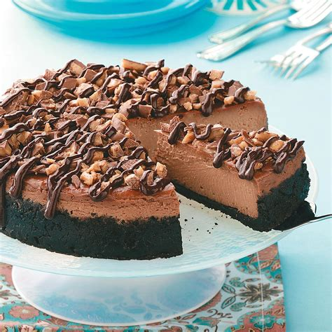 Coffee Toffee coffee toffee cheesecake recipe taste of home