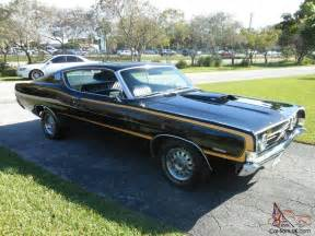 1968 Ford Torino Gt Fastback 1968 Ford Torino Gt Fastback Number S Matching S Code 390