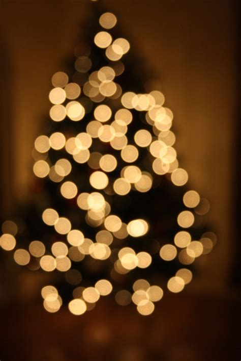 blur blurry camera christmas christmas tree december