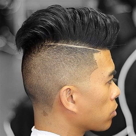 haircuts vs hairstyle fade disconnected undercut trend hairstyle