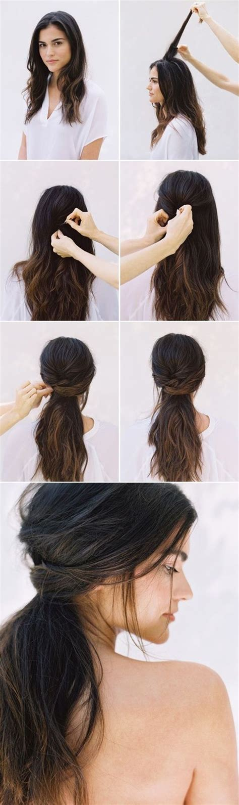Hairstyles Step By Step by 25 Best Ideas About Step By Step Hairstyles On