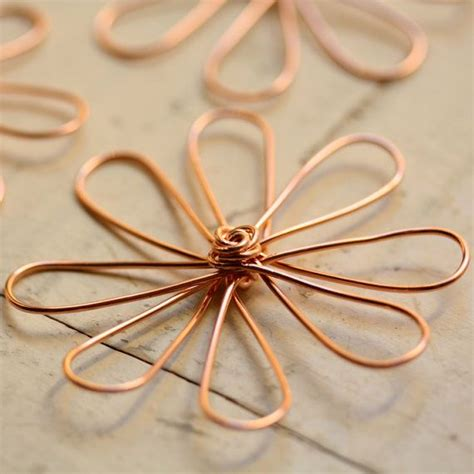 wire flowers wire flower