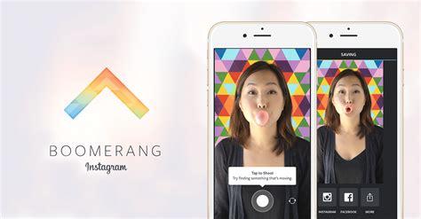 instagram boomerang tutorial instagram memperkenalkan aplikasi baru boomerang shaff