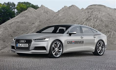 future audi a9 car and driver