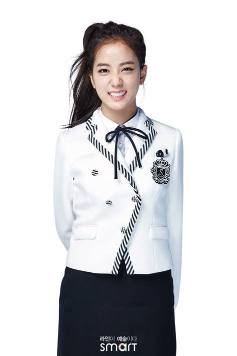 blackpink uniform blackpink jisoo reveals sm tried to recruit her while she