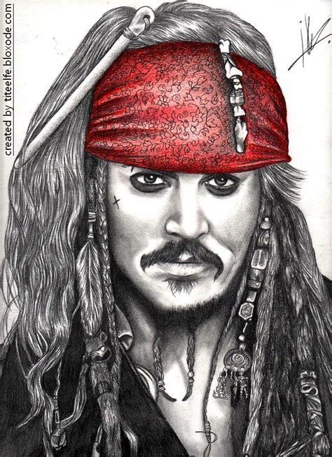 sketch tattoo johnny depp johnny depp as jack sparrow all my drawings on http