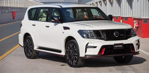 The Middle East Unveiled nissan patrol nismo unveiled in the middle east
