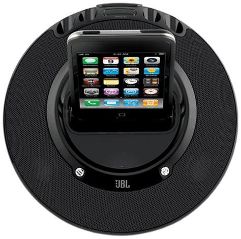 Speaker Jbl For Iphone jbl onstage micro 2 iphone speaker dock ubergizmo