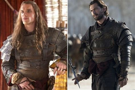 game of thrones naharis actor change daario naharis the many differences between game of