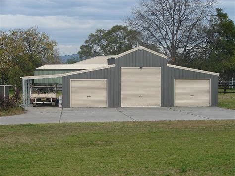 S Shed Australia by Sheds Sheds American Barns Topline Garages Sheds Australia Hipages Au