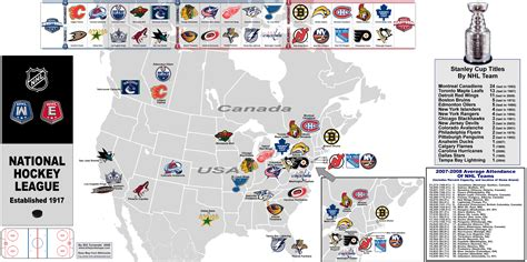 nhl map hockey 171 billsportsmaps