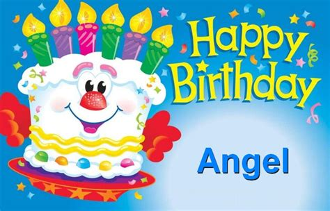 imagenes de happy birthday angel happy birthday angel happy birthday
