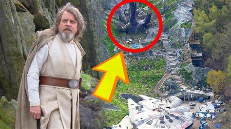 imagenes que se mueven de star wars se filtran im 225 genes de star wars episodio 8 lugares que