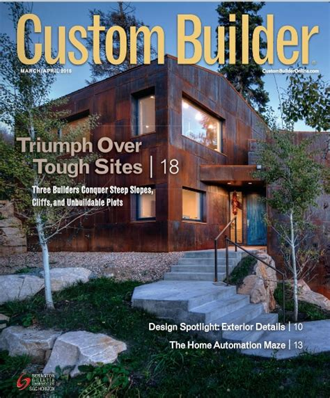 custom home builder magazine harrisburg area press for home builderfarinelli construction inc