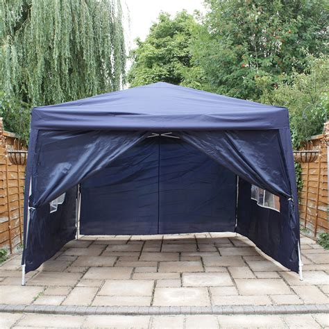 gazebo heavy duty 3x3 heavy duty metal pop up gazebo canopy outdoor