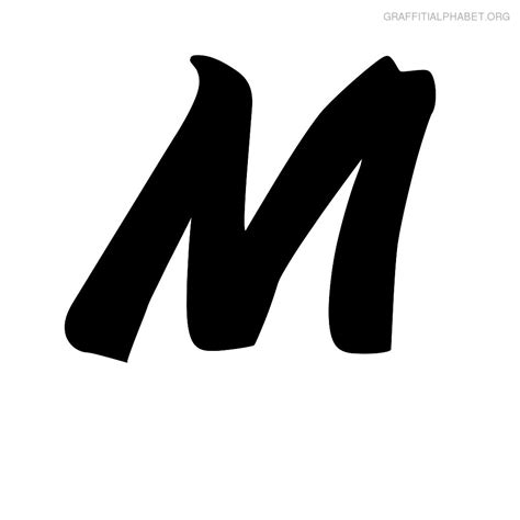 Letter M Fonts 8 best images of letter m in different fonts different