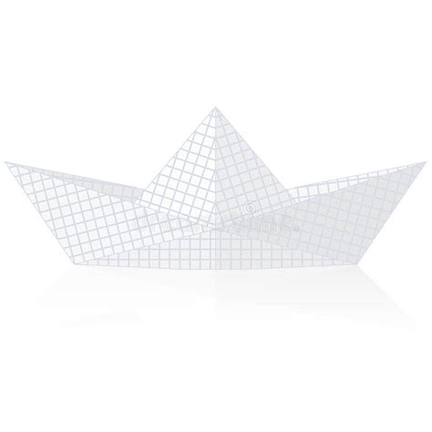 Origami Cruise Ship - paper ship origami stock photo image 28714930