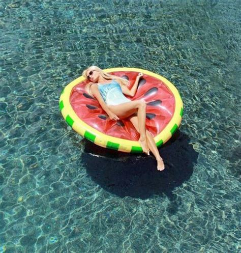 melon float pool party pinterest