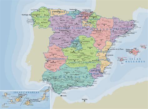 espaa y europa red geogr 225 fica 2 mapas pol 237 ticos de espa 241 a y europa