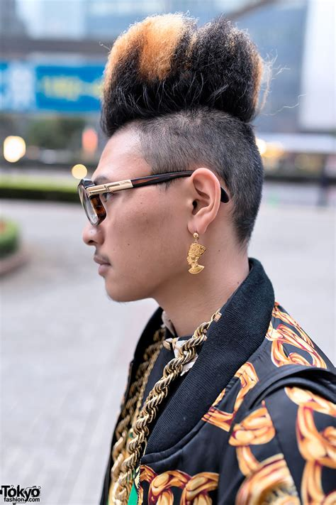 hip hop design haircuts for men japanese hi top fade hairstyle tokyo fashion news