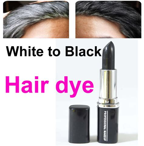 temporary hair color for black hair aliexpress buy temporary hair dye black brand hair