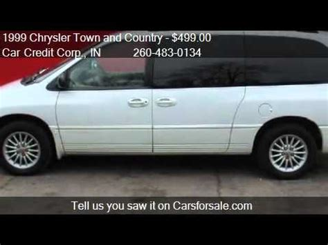 chrysler credit corp vote no on 1999 chrysler town