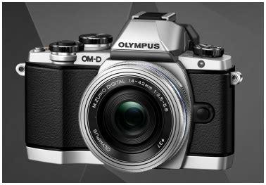Kamera Olympus Em10 olympus e m10 kamera kecil kinerja optimal intj