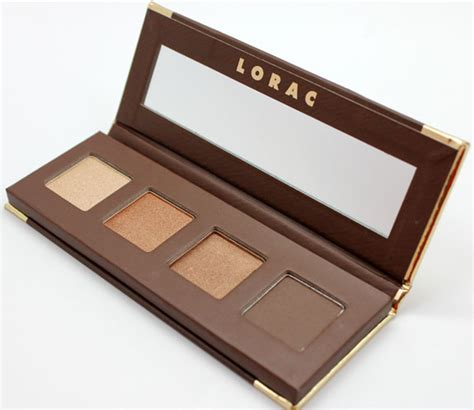 Eyeshadow The Bronze Palette lorac sweet temptations eye shadow collection for