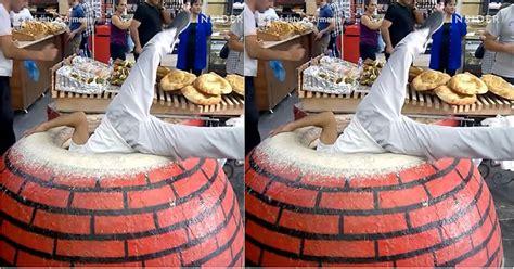 Oven Roti Tradisional aksi ekstrem pembuat roti yang harus masuk oven tradisional okezone lifestyle