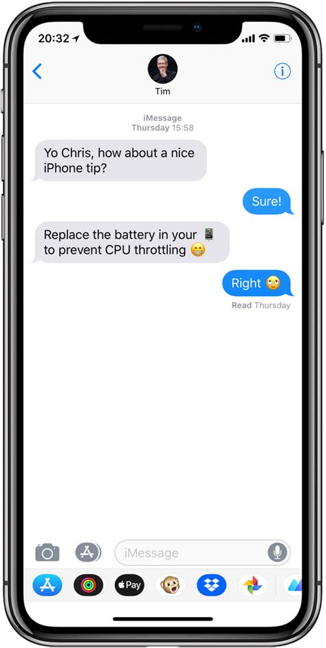 how to copy an sms or imessage on your iphone