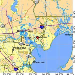 baytown zip code map baytown tx population data races housing