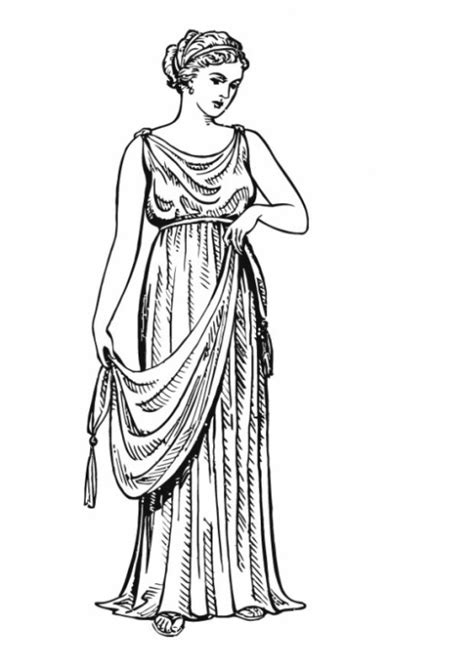 ancient greek costume history pictures showing how to recreate a pinterest