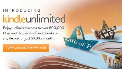 amazoncom launches kindle unlimited ebooks  audiobooks subscription service technology news
