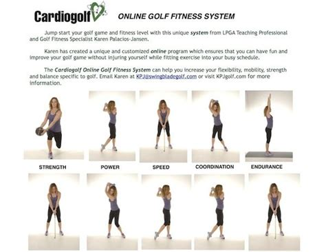 best golf workouts routines eoua