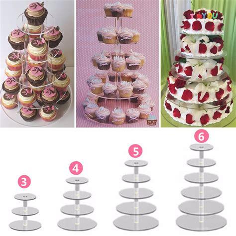 Tempat Cup Cake Cupcake Coklat Stand 3 Tier Susun Karakter Peppa Pig clear acrylic cake stand cup cupcake holder 3 4 5 6 tiers dessert display stand wedding