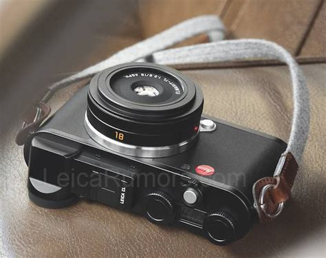 leica cl leica cl mirrorless press photo leaked with