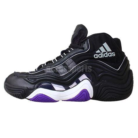 purple adidas basketball shoes adidas 2 ii black purple 2014 kb ii bryant mens