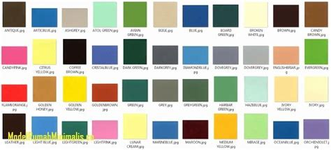 kode warna cat rumah jotun terbaru katalog warna cat dulux