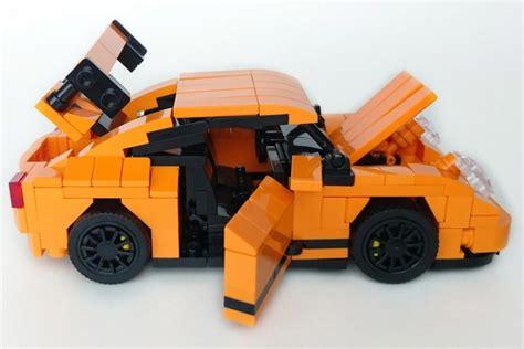Lego Technic 42056 Porsche 911 Gt Rs lego technic porsche 911 gt3 rs 42056 geschrumpft moc