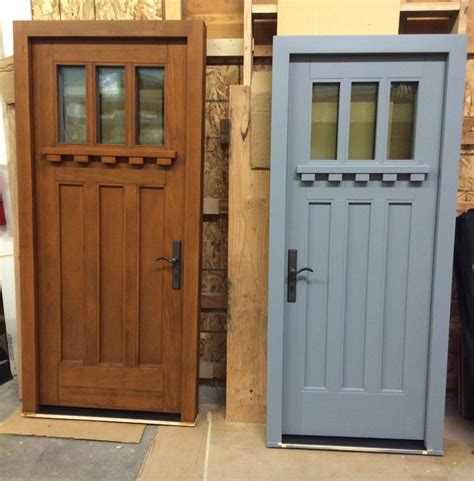 house of doors craftsman style passive house doors custom made by h h hammer hand