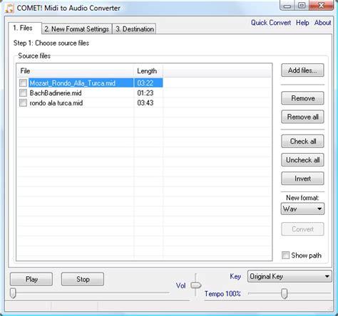 format audio mid convert midi files midi2mp3 midi to wma midi to ogg