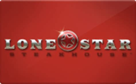 Lone Star Gift Card Balance - sell lone star steakhouse gift cards raise